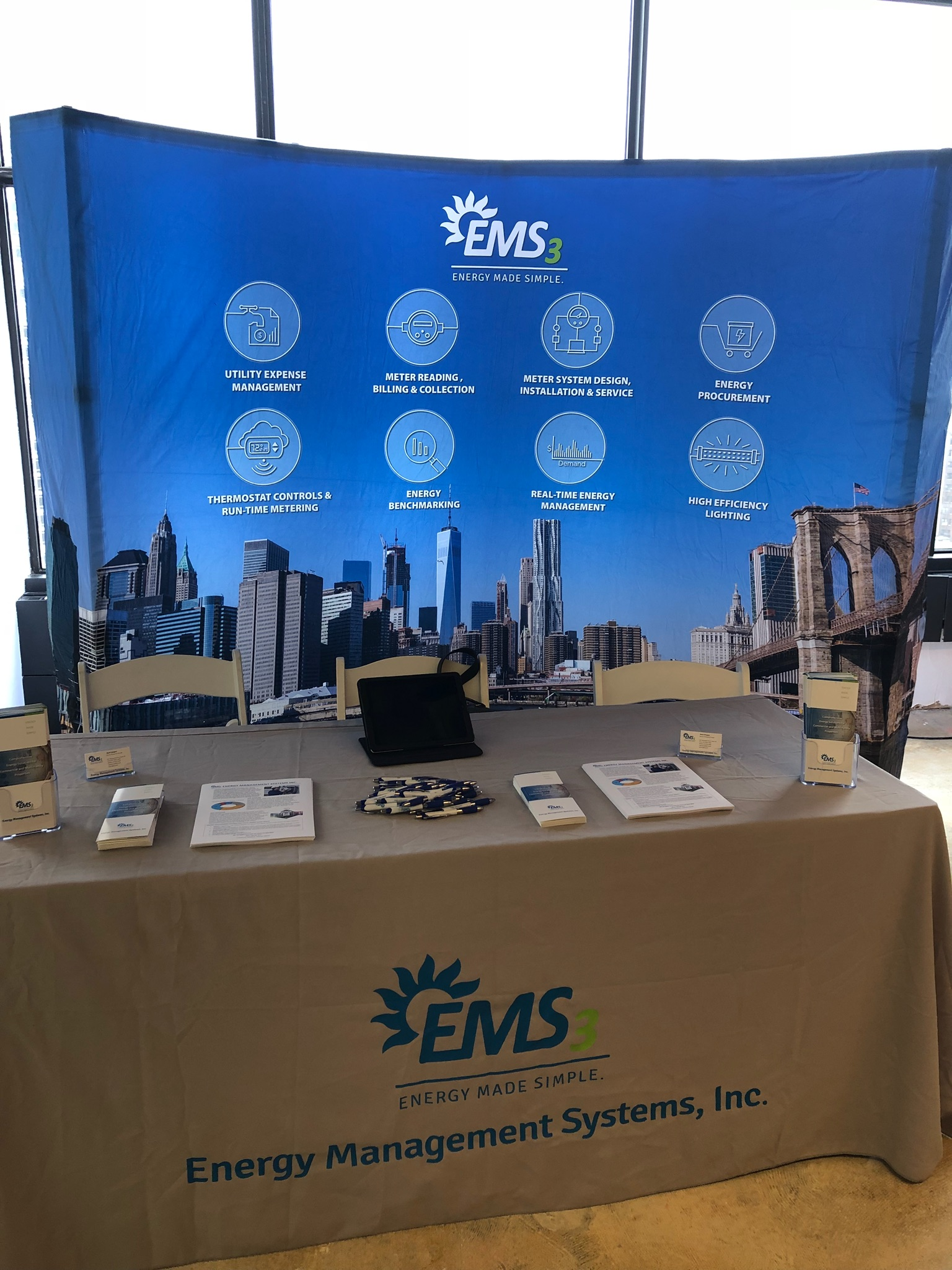 EMS To Sponsor The Bisnow Multifamily Annual Conference East Event November 28th!