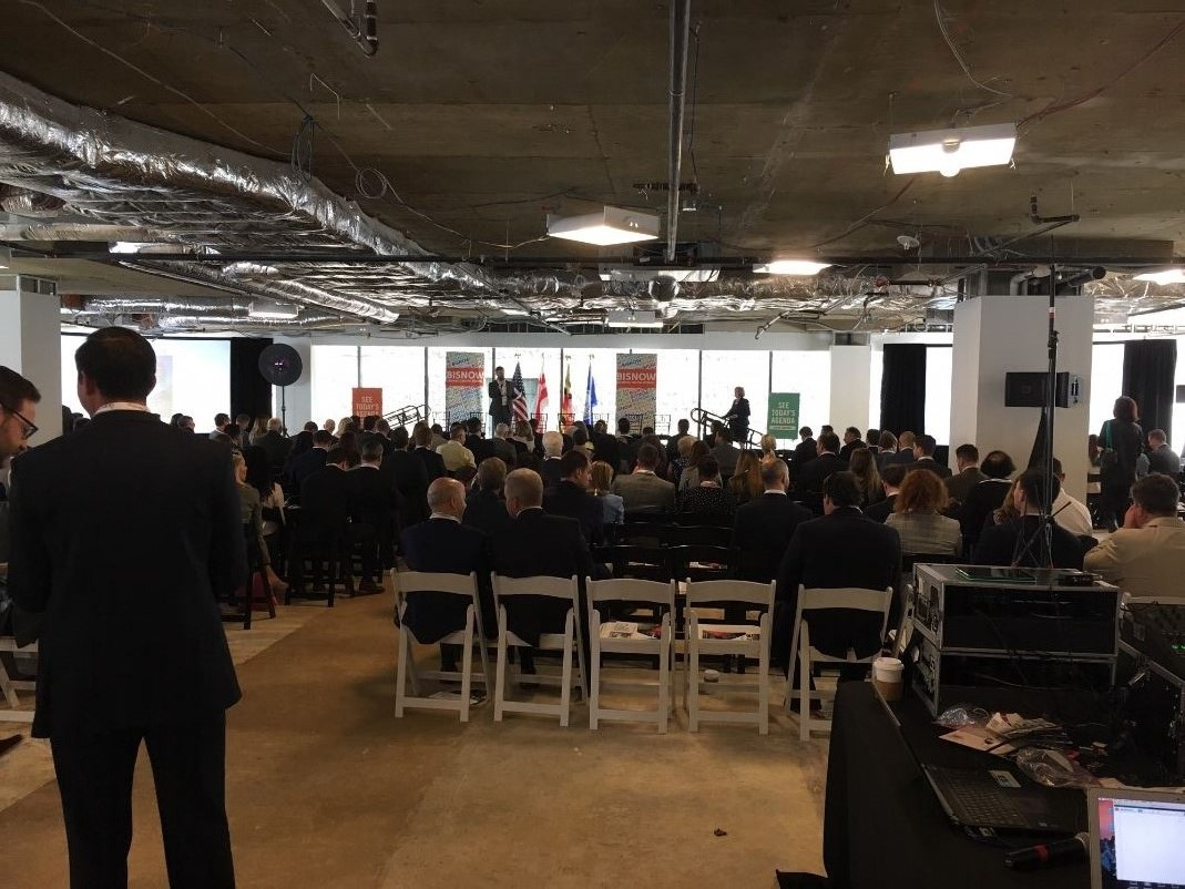 EMS Sponsors the Bisnow State of the Market in D.C.