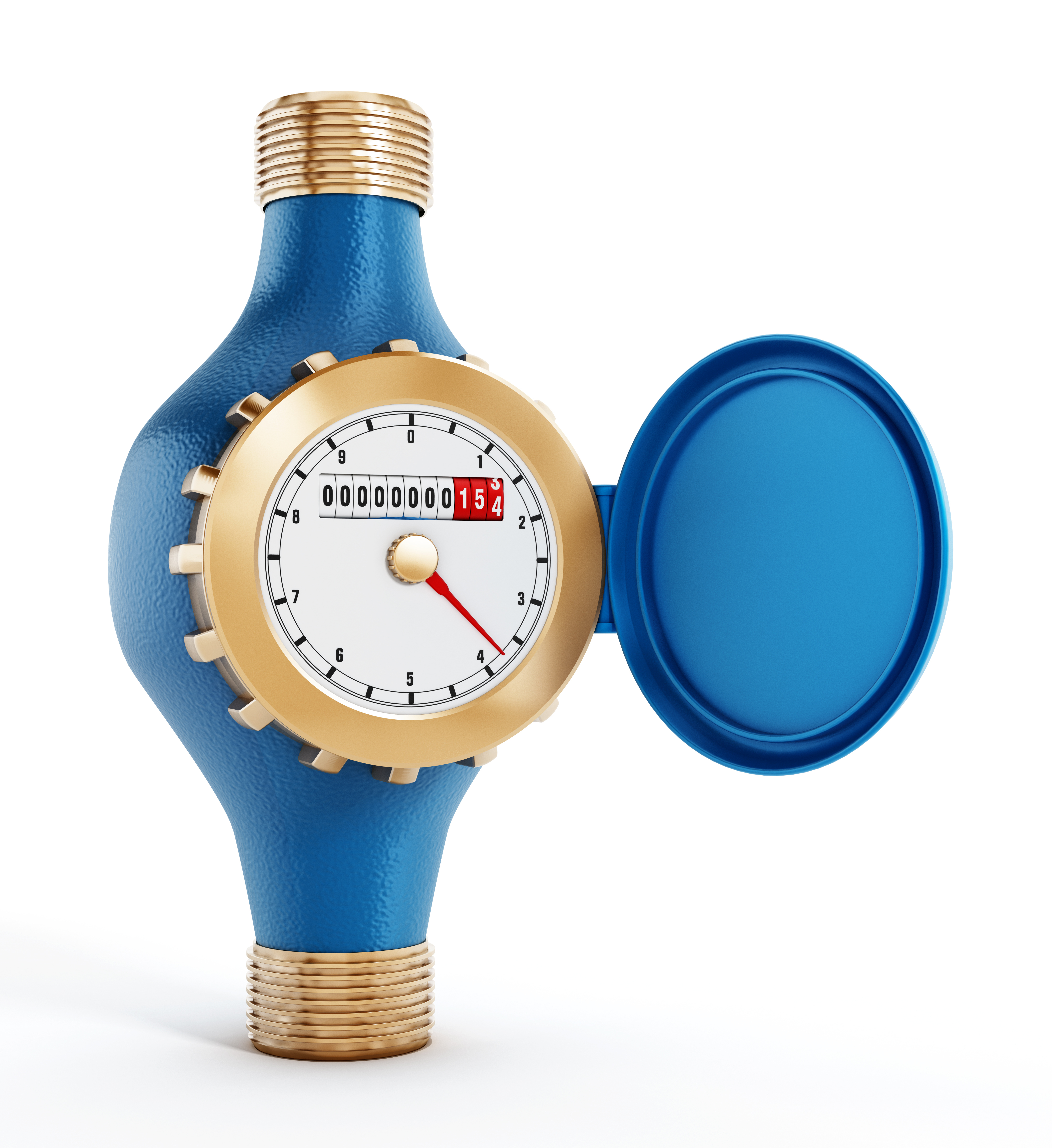 Property Management 101: How To Read My Water Meter