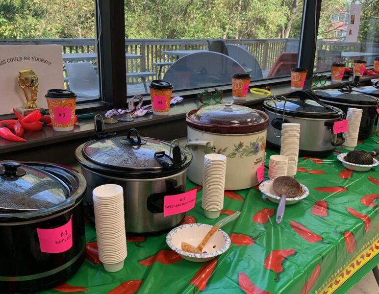 Fall Season: EMS Company Chili Cook-off Winners Announced!