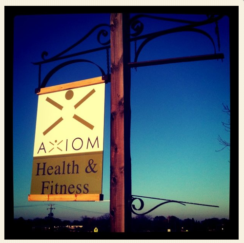 30-Day Challenge with AXIOM Health & Fitness [VIDEO]