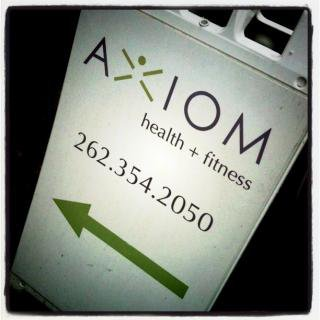 Week 2: AXIOM Health & Fitness Boot Camp [VIDEO]