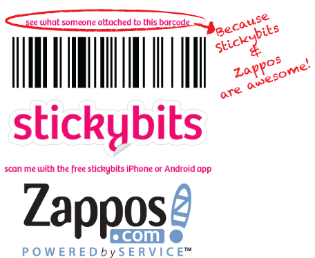Zappos and Stickybits: Purchase Persuasion