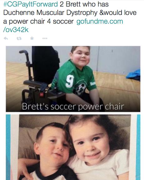 19 Brett Muscular Dystrophy