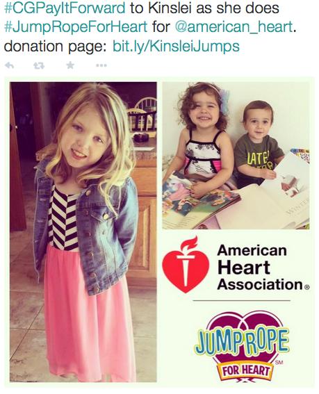 23 American Heart Kinslei