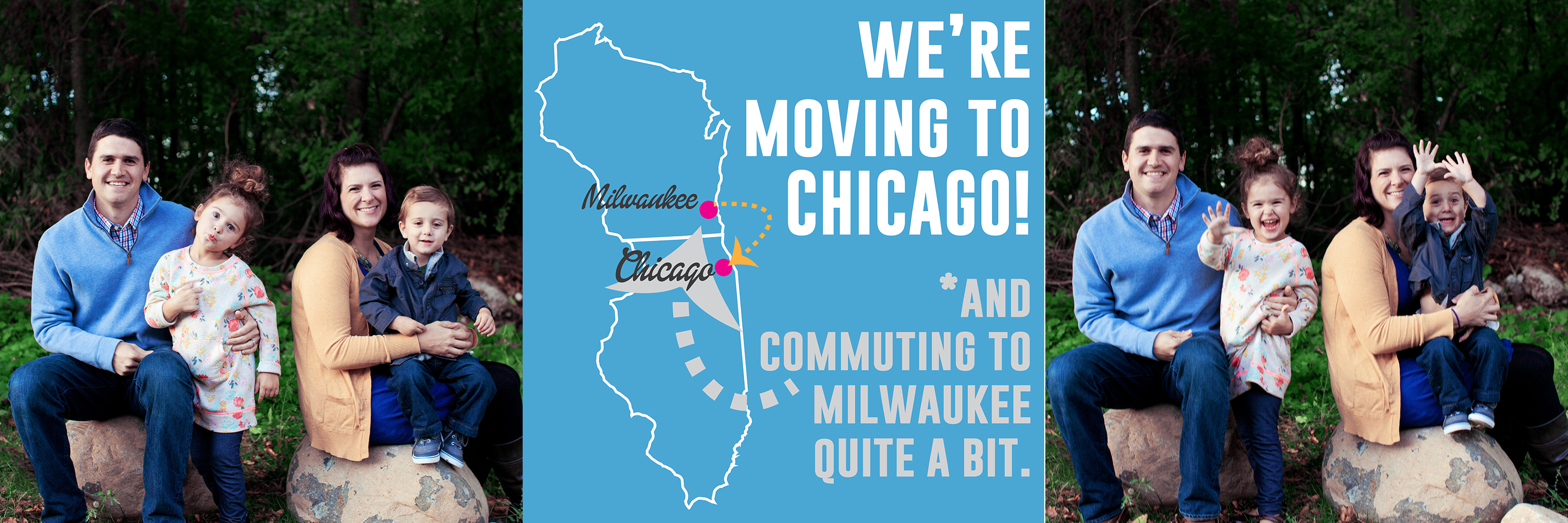 We're moving to Chicago!