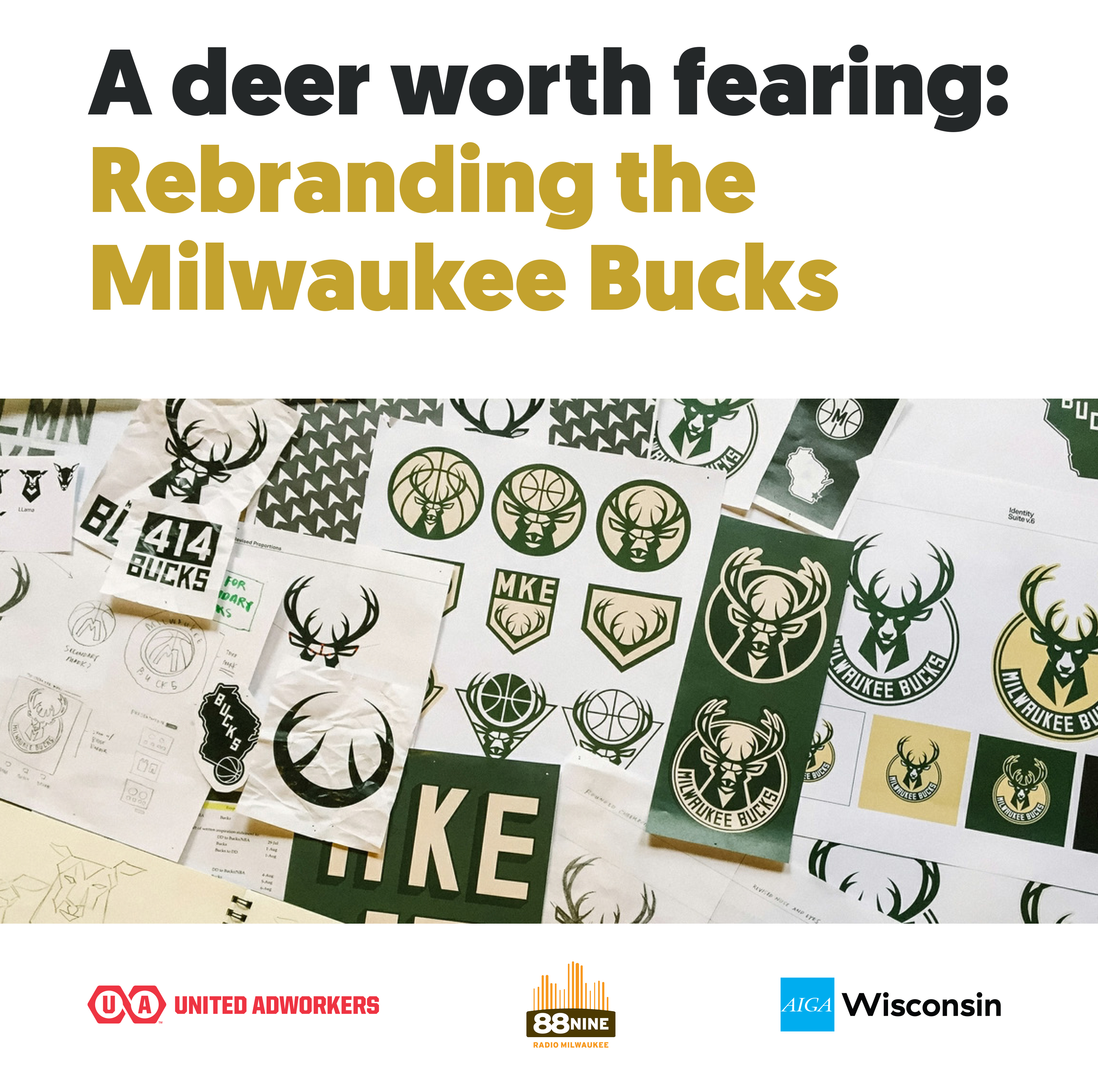 A Deer Worth Fearing: Rebranding the Milwaukee Bucks