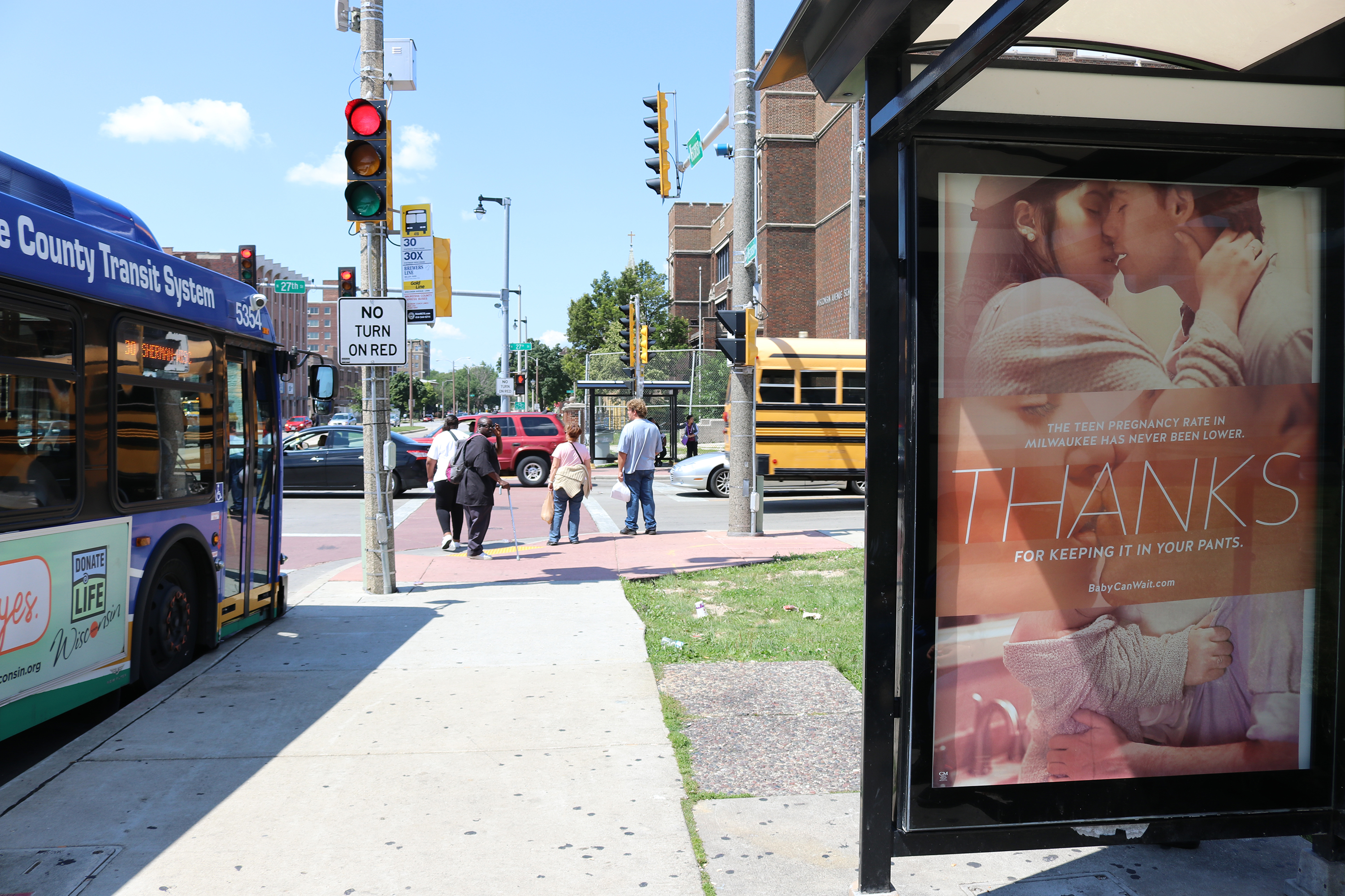 Serve Marketing, United Way Launch New Advocacy Campaign to Highlight Milwaukee's Lowest-Ever Teen Birthrate