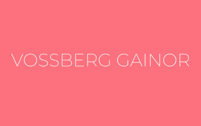 Announcing the Launch of Vossberg Gainor