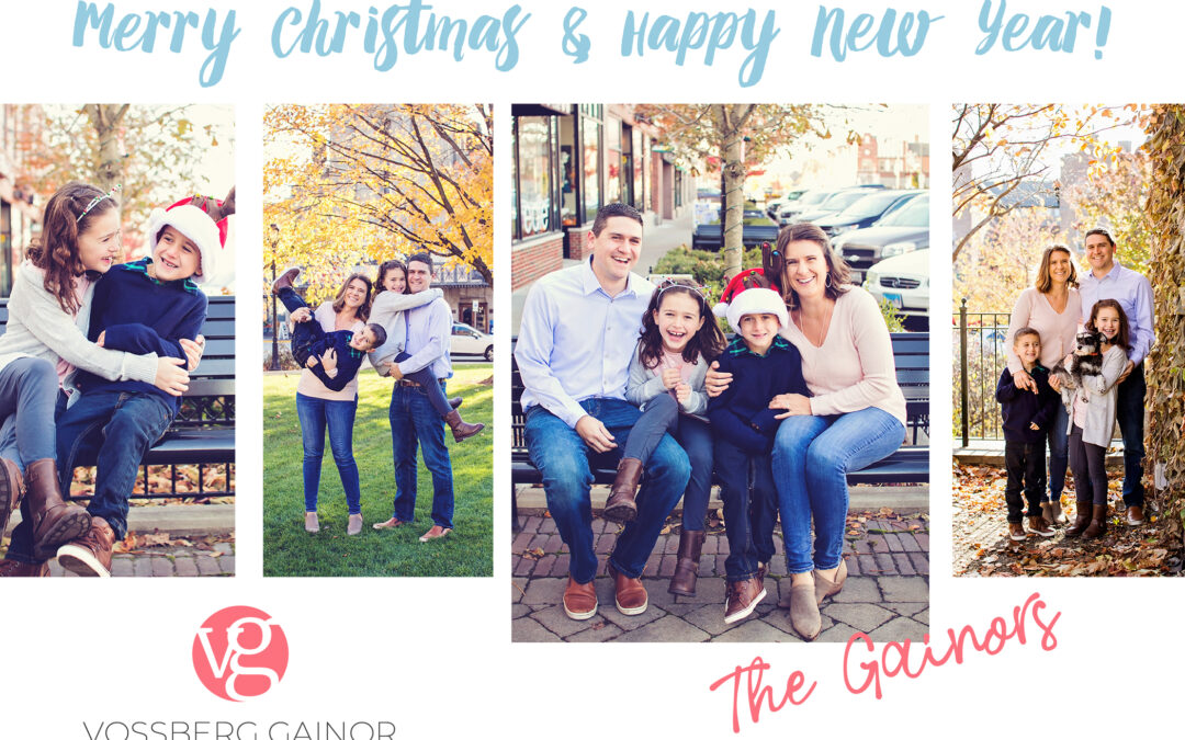 Merry Christmas & Happy New Year from Vossberg Gainor