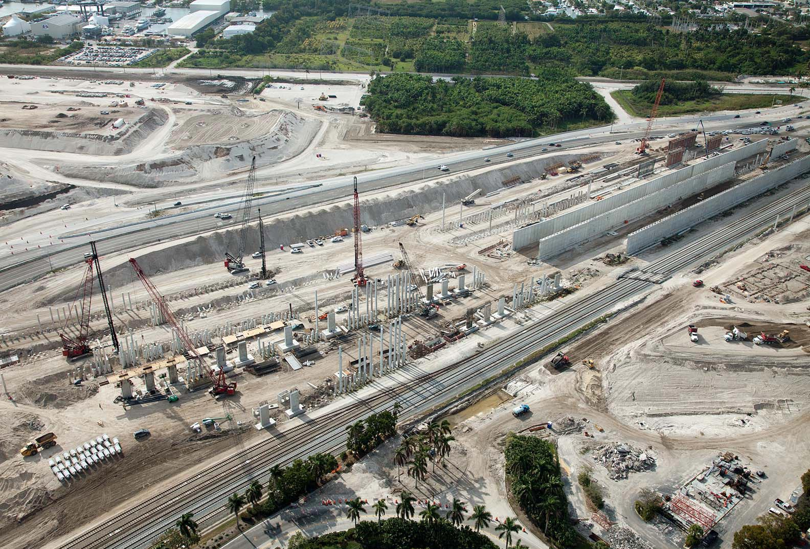 Ft. Lauderdale Airport Runway