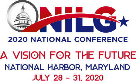 NILG Conference 2020 Logo