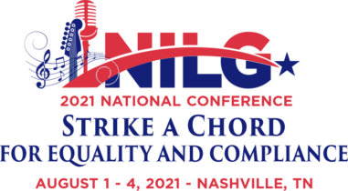 NILG 2021 National Conference Logo