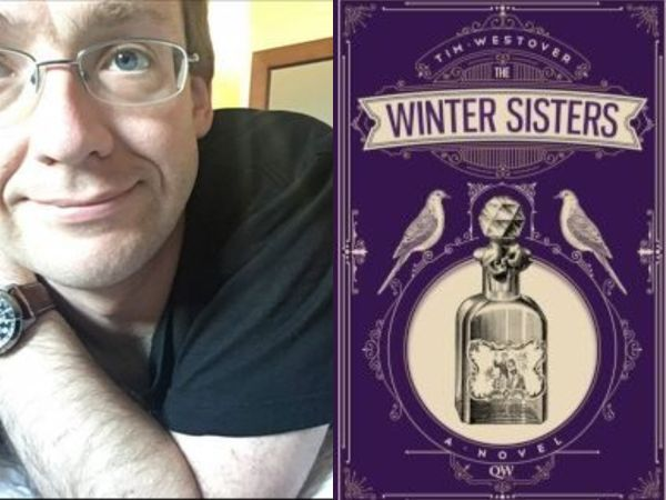Tim Westover Wins U.S. Selfies Book Award