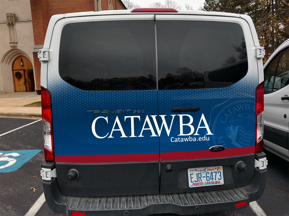 Custom Vehicle Wrap