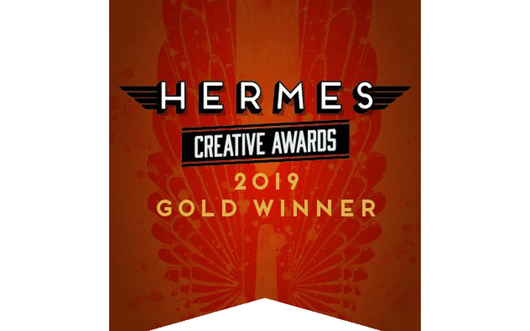 MarketingCycle Wins Hermes Creative Award for Overall Corporate Branding