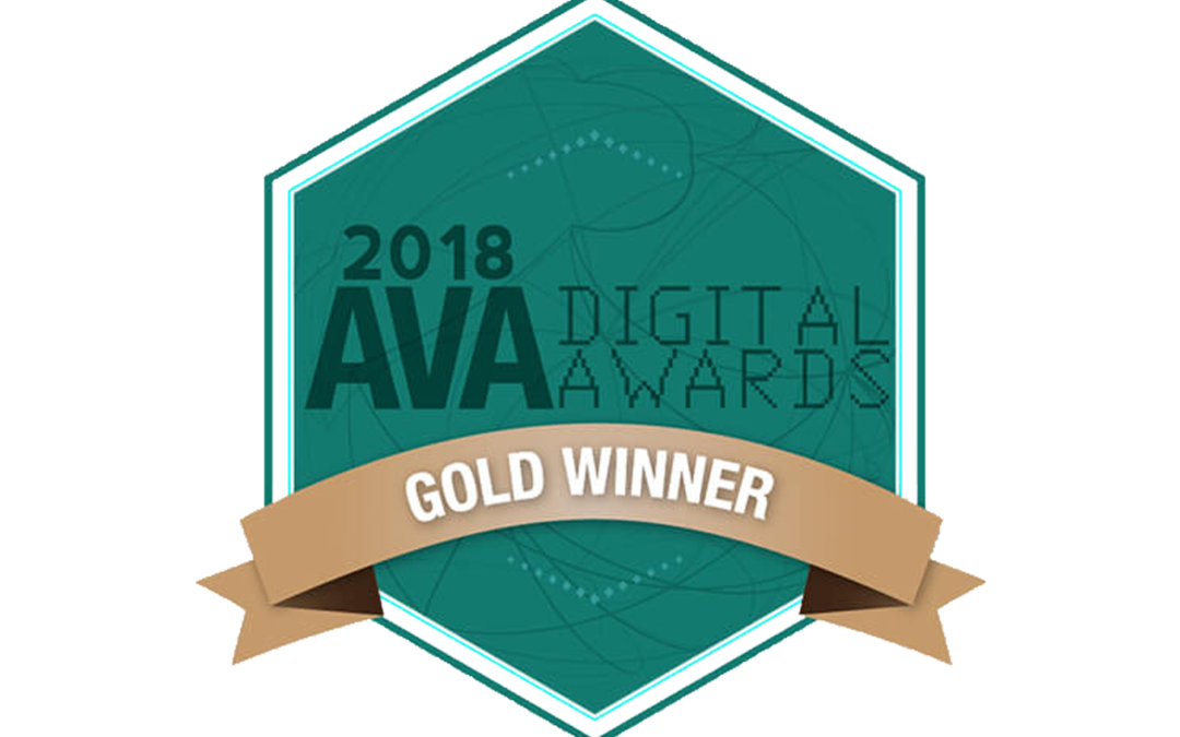MarketingCycle Wins AVA Digital Awards for Outstanding Web Design