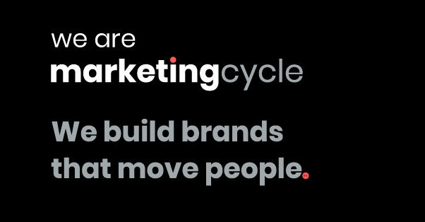 We are MarketingCycle. We Build Brands the Move People.
