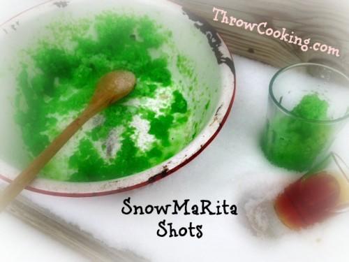 SnowMaRita Shots