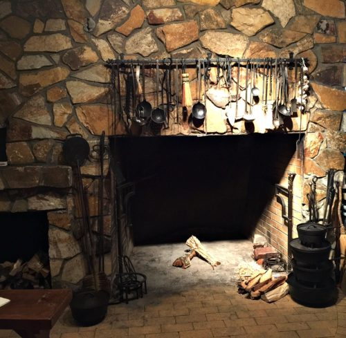 Hearth at John Campbell Folk School
