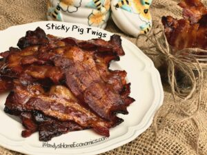 Sticky Pig Twigs