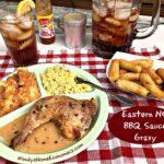 Eastern North Carolina BBQ Sauce Gravy