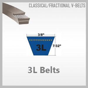 3L Belts
