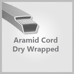 Aramid Cord Dry Wrapped