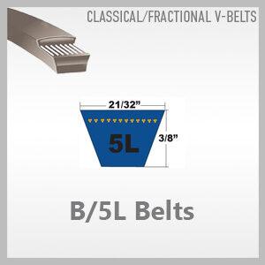 B/5L Belts