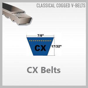 CX Belts