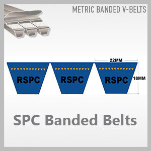 SPC Banded Belts