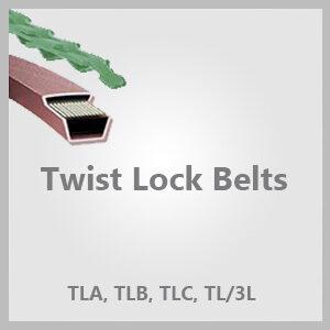 Twist Lock Belts