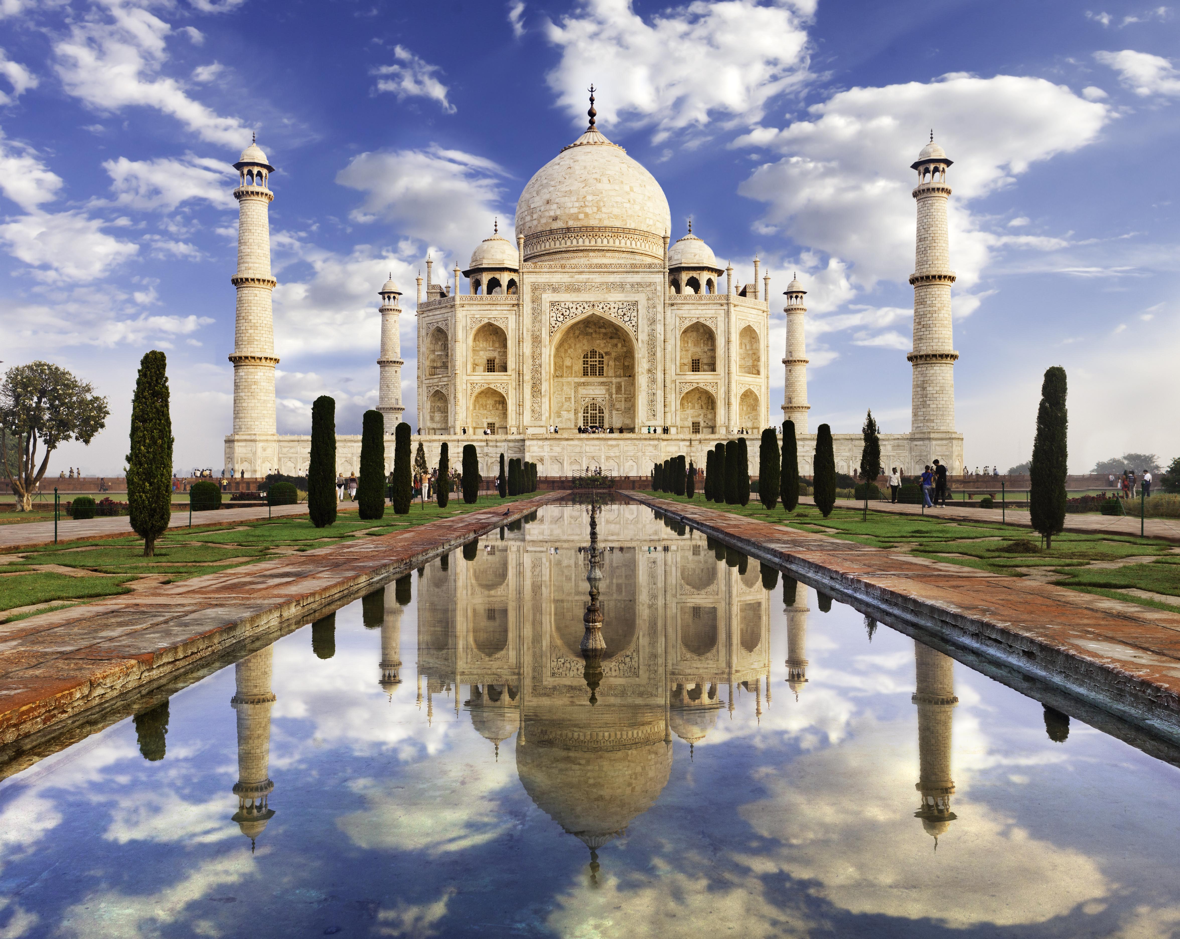 10 Razones para viajar a India.
