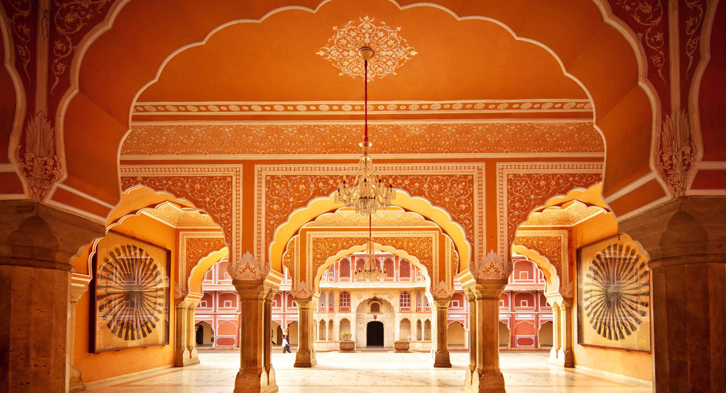 City Palace Museum, Jaipur, Rajasthan, India