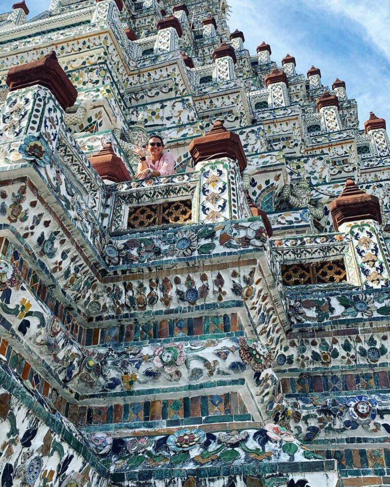 Temple del Atardecer