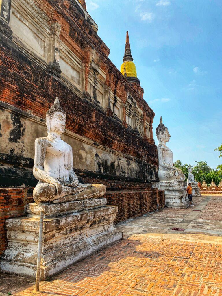 Buddhas en Ayutthaya