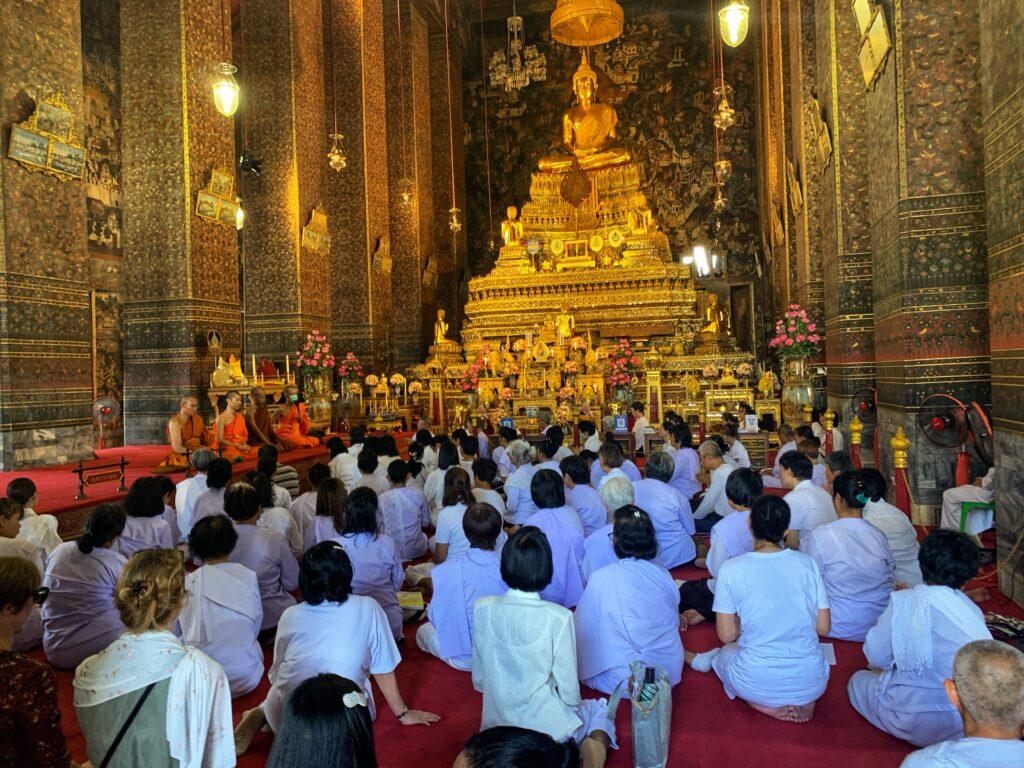 El Gran Buda dorado