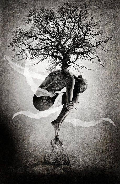 Mi casi invisible enfermedad; la tristeza.