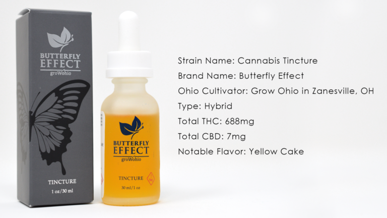 Butterfly Effect Tincture - Details