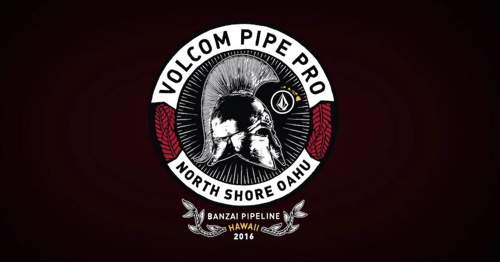 2016 Volcom Pipe Pro