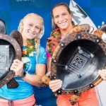 2017 Outerknown Fiji Women's Pro – Californian Courtney Conlogue Charges for the Win!