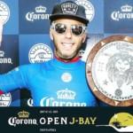 Filipe Toledo Claims Victory at the Corona Open J-Bay!