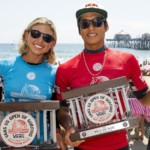 Californians Claim the Trophies at the 2017 Vans US Open of Surfing!