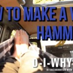 How to Make a Van Hammock