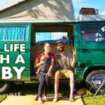 Camper Van Travel with a Baby – It's Family Van Life!