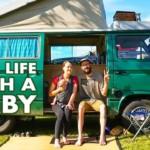 Camper Van Travel with a Baby – It's Family Van Life!