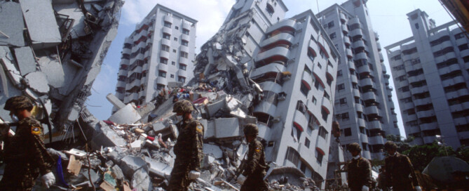 How To Prepare For Earthquakes