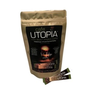 Cafe UTOPIA™ Adaptotropic Infused Weight Loss Coffee