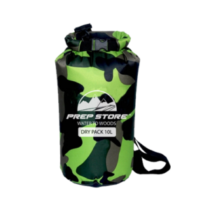10 Liter Dry Bag - Water To Woods