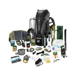 Premium - Emergency Survival Pack - Survival Kit - Bugout Bag - Hurricane Emergency Kit - Survival Bag